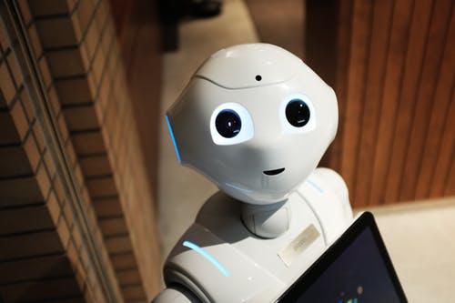 tech talk robot